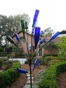 Bottle Tree, always in bloom