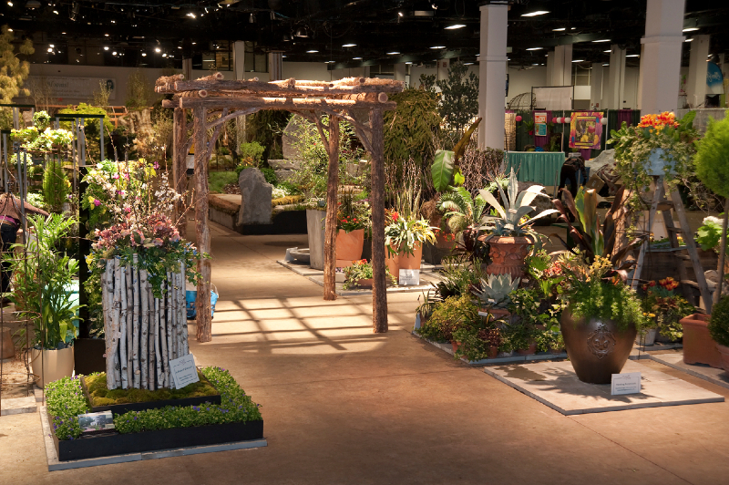 12th Annual Baton Rouge Spring Garden Show