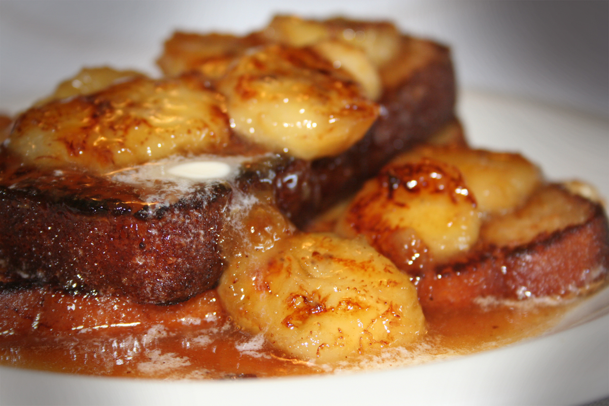 bananas foster french toast bananas foster french toast bananas foster ...