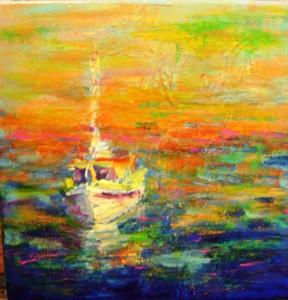 Sailboat - Jeana Esser