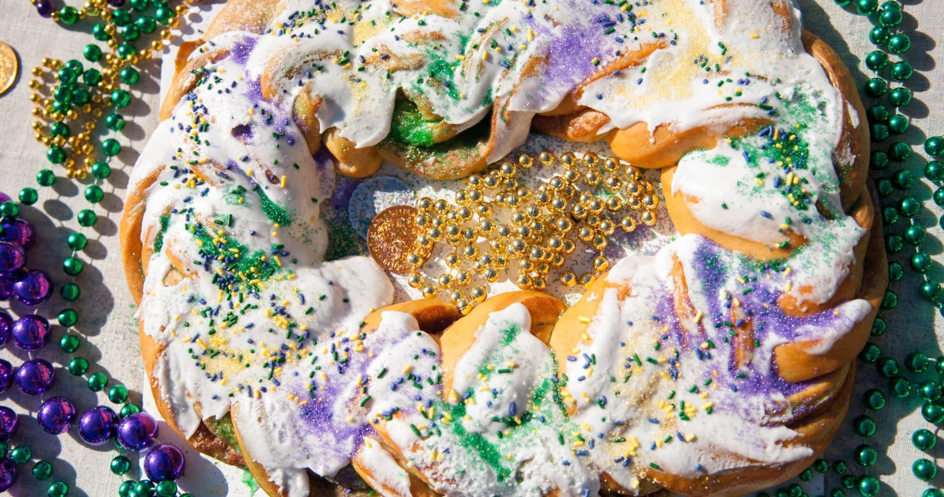 Http Www Epicurious Com Recipes Food Views King Cake
