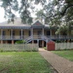 Laura Plantation in Louisiana