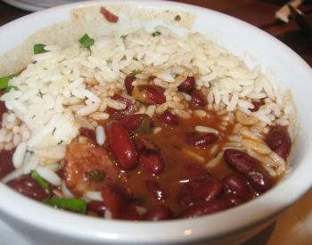 Red Beans and Rice - Creative Commons