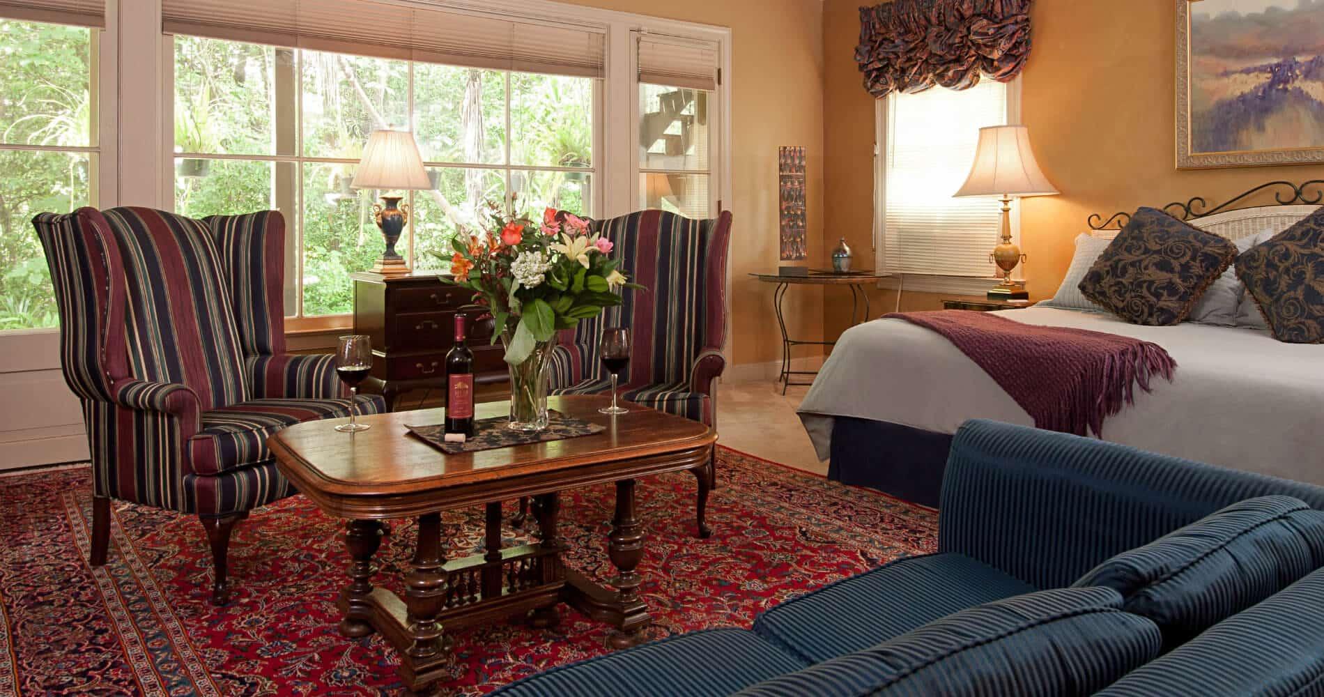 Elegant Louisiana Bed and Breakfast in Baton Rouge